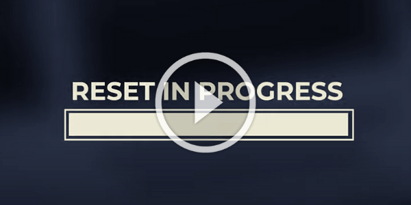 Reset in progress video