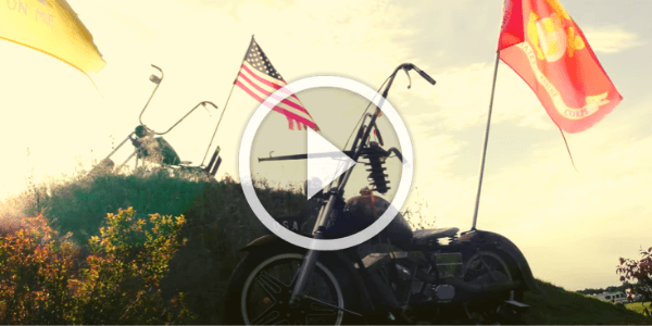 Miracle Mountain Motorcycle Monument